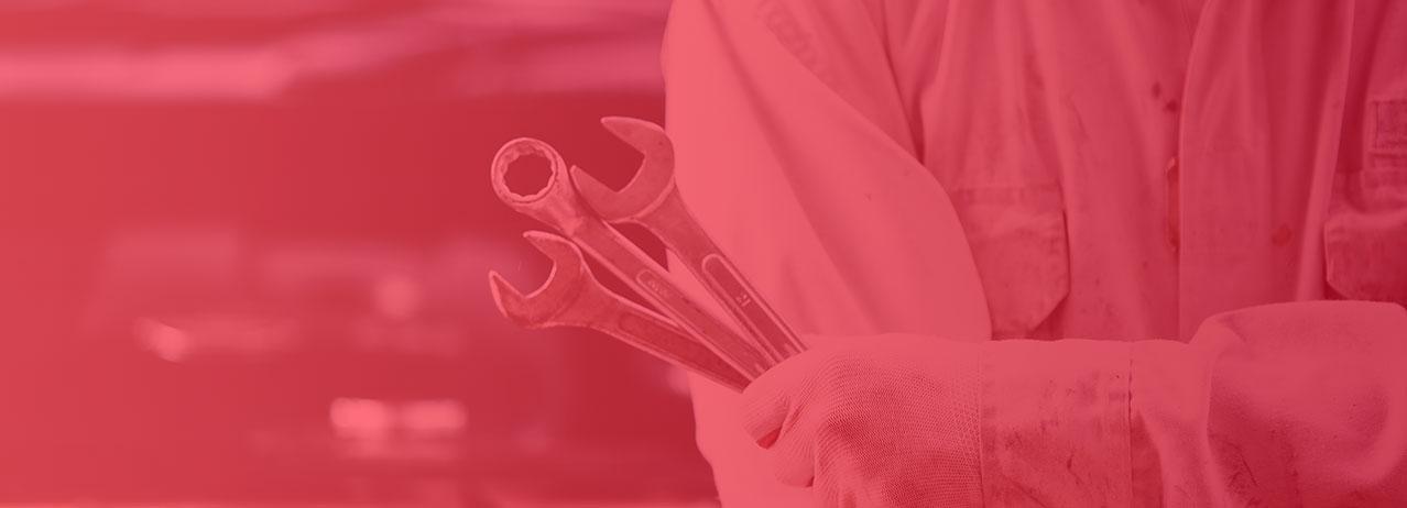 Banner Solução Gesman Gestão de Manutenção